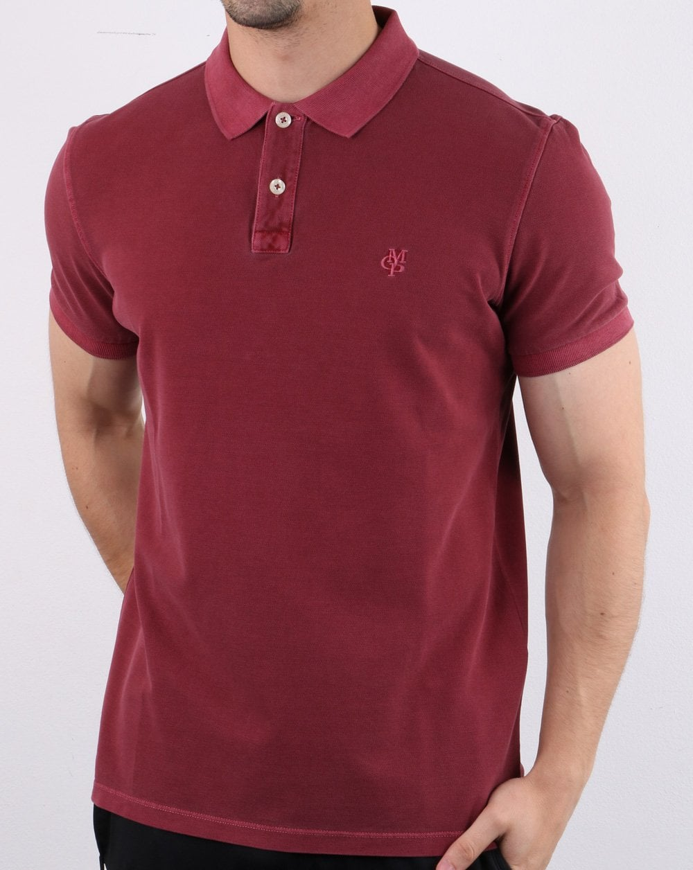 big discount best choice high quality Marc O Polo Polo Shirt Biking Red