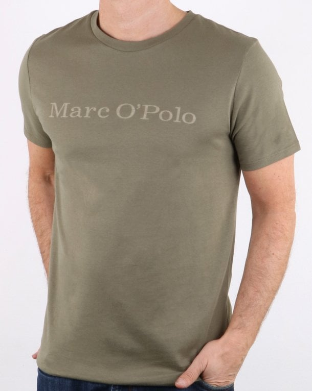 Marc O Polo T-shirt Olive