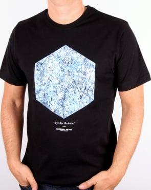 Marshall Artist Bye Bye Badman T-shirt Black