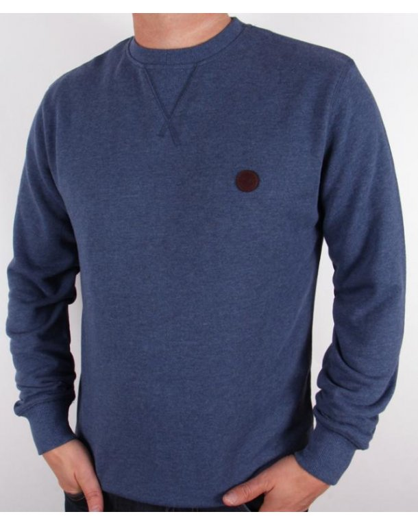 Marshall Artist Classic Sweatshirt Light Navy