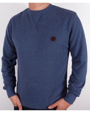 Marshall Artist Classic Sweatshirt Light Navy