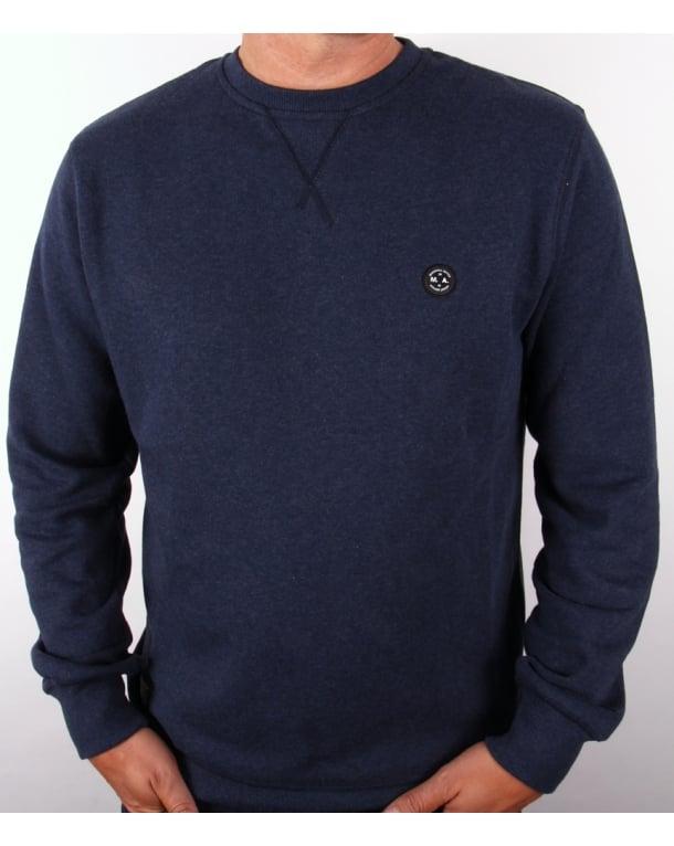 Marshall Artist Classic Sweatshirt Navy
