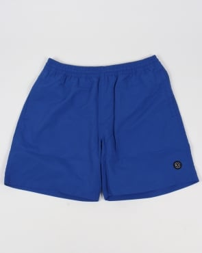 Marshall Artist Classic Swim Shorts Royal Blue