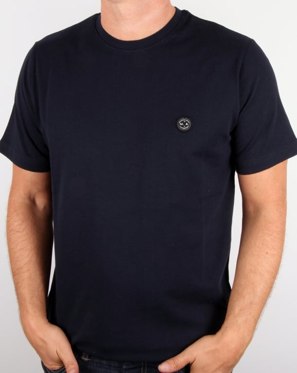 Marshall Artist Classic T-shirt French Navy