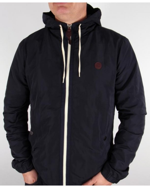 Marshall Artist Classic Windcheater Navy