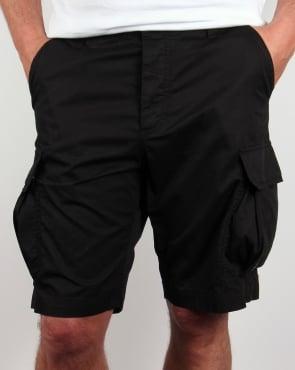 Marshall Artist Combat Shorts Black