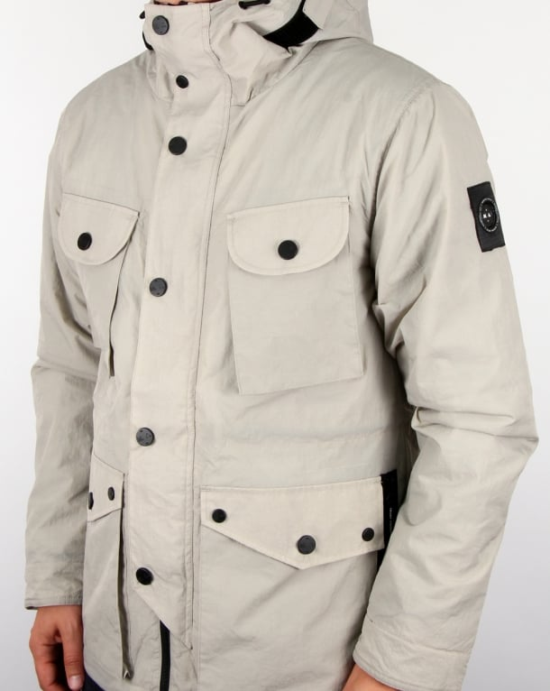 Marshall Artist Compacta Snow Parka Light Sand