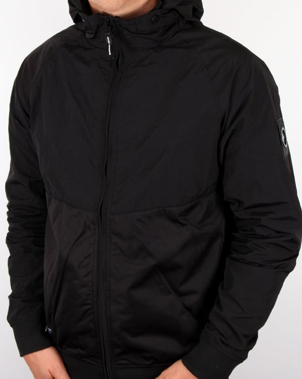 Marshall Artist Compacta Track Jacket Black