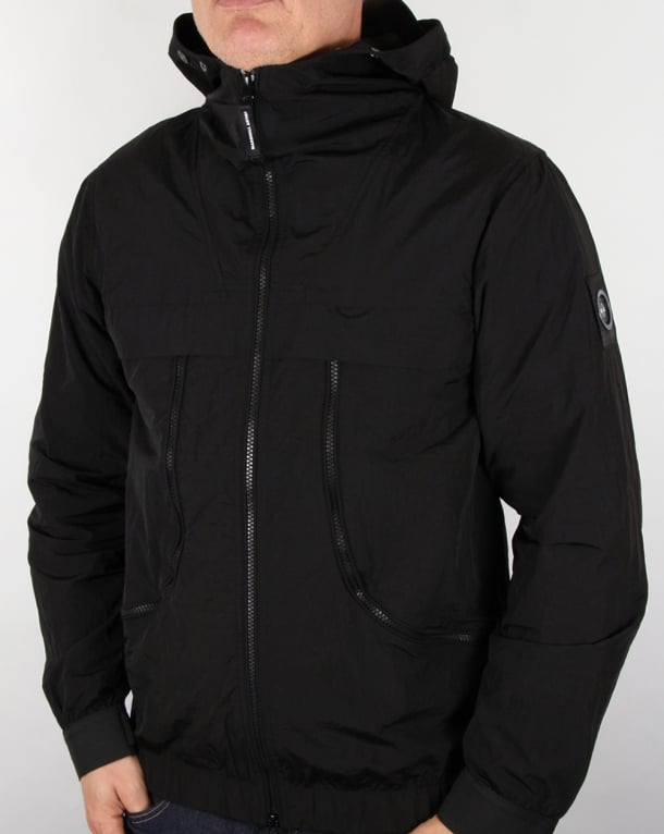 Marshall Artist Compacta Windcheater Black