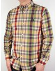 Marshall Artist Country Check Shirt Multi