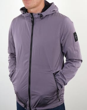 Marshall Artist Liquid Nylon Windrunner Lilac