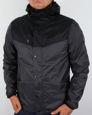 Marshall Artist Liteshell Tech Jacket Black