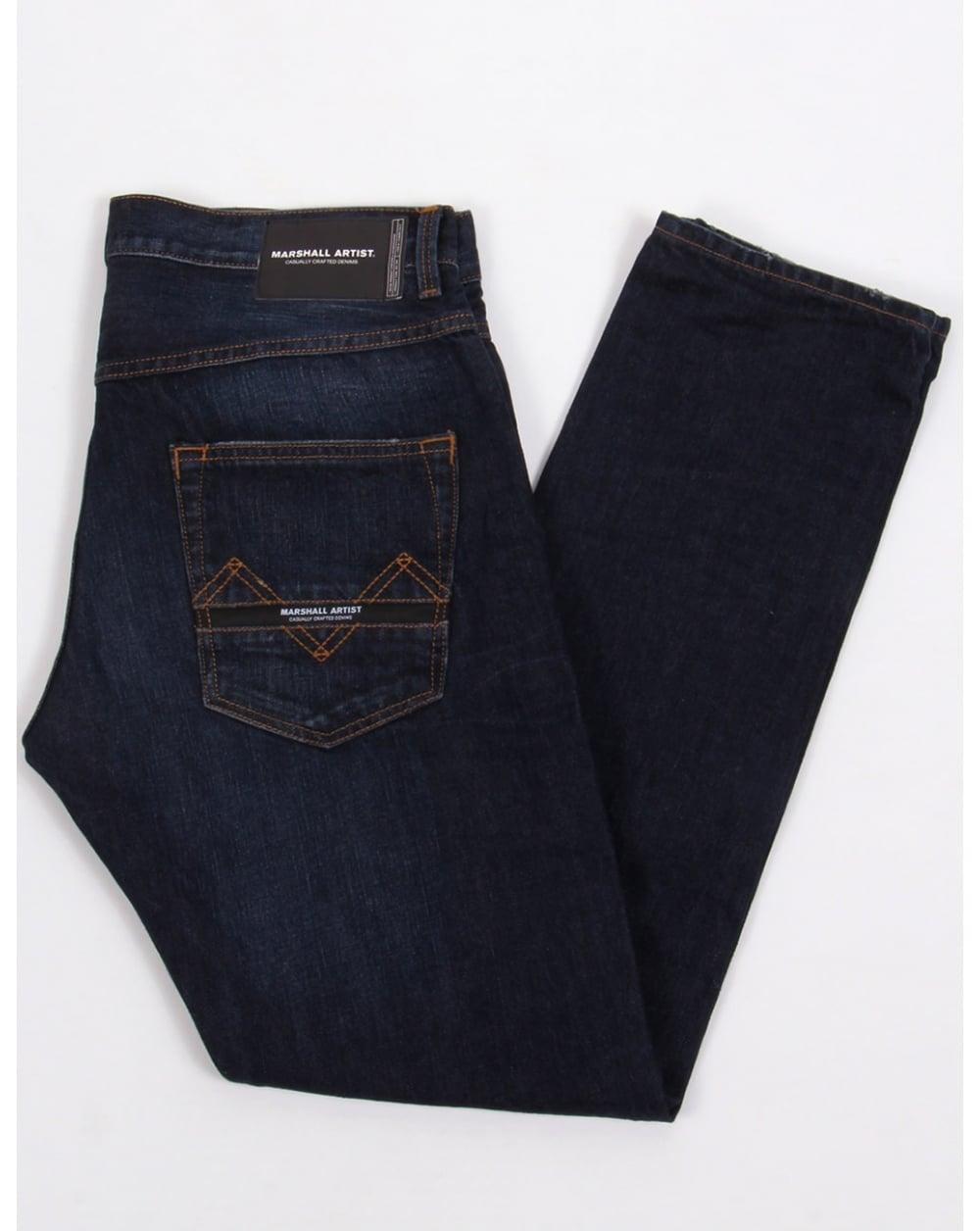 Dark Denim Jeans Mens