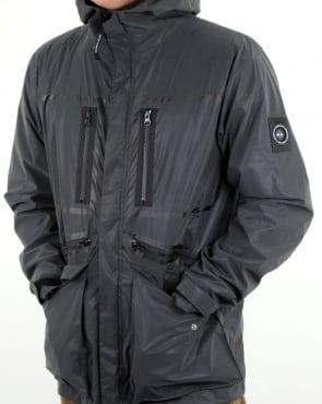 Marshall Artist Matte Reflex Jacket Graphite
