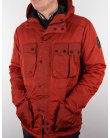 Marshall Artist Patina Cold Weather Parka Burnt Orange