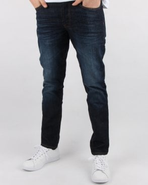 Marshall Artist Regular Tapered Jeans Dark Vintage Wash