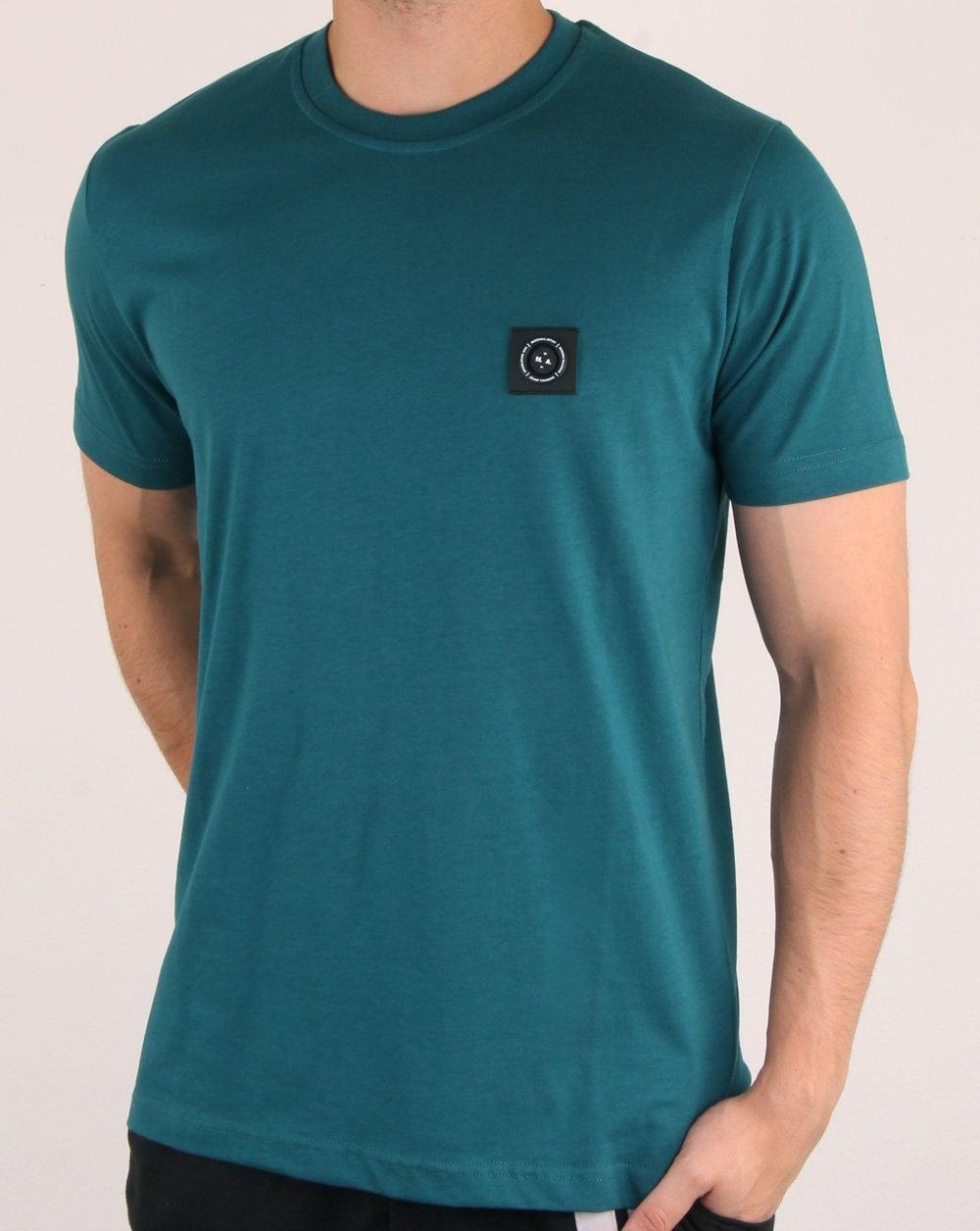 48f1b55e2ec32 Marshall Artist Short Sleeve Siren T-shirt Teal