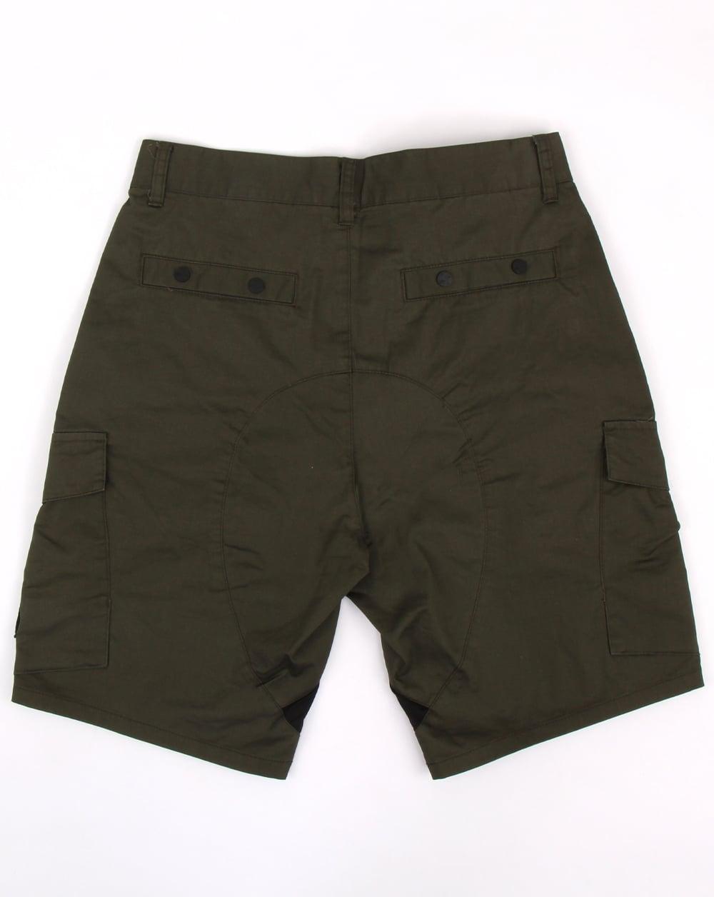 71369019ff Marshall Artist Siren Combat Shorts Khaki, Men's, Cargo