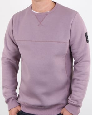 Marshall Artist Siren Crew Neck Sweat Lilac