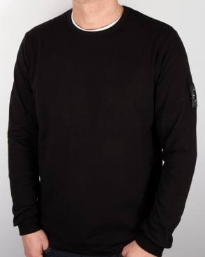 Marshall Artist Siren Long Sleeve T Shirt Black