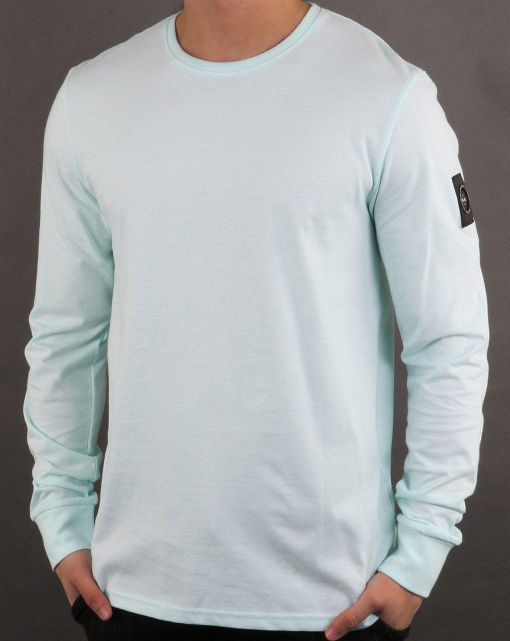 869c440fc Marshall Artist Siren Long Sleeve T-shirt Light Blue