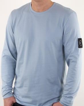 Marshall Artist Siren Long Sleeve T Shirt Sky