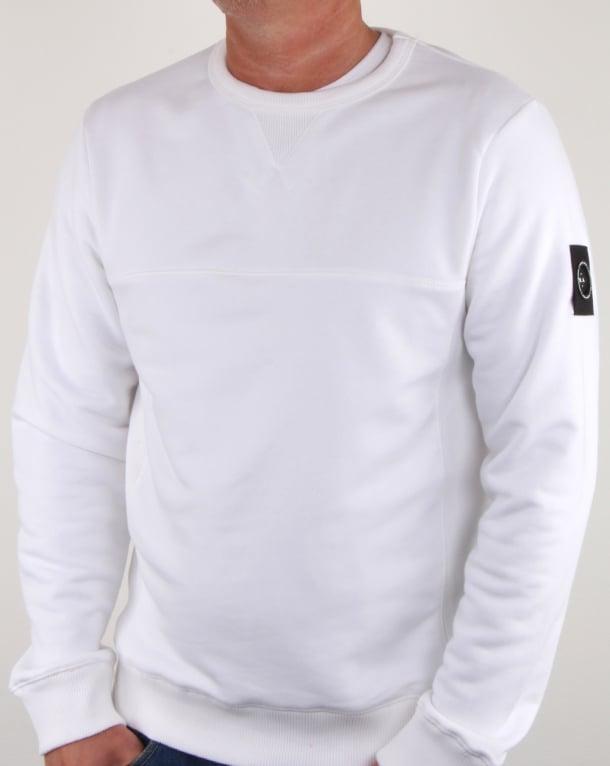 Marshall Artist Siren Sweatshirt White