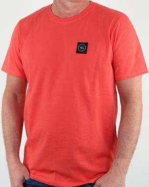 Marshall Artist Siren T Shirt Coral
