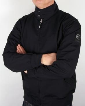 Marshall Artist Tech Harrington Jacket Navy