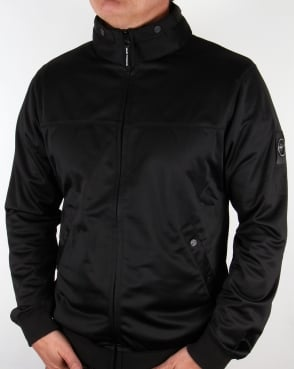 Marshall Artist Tricot Track Top Black