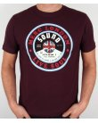 Merc Dunes T-shirt Mahogany