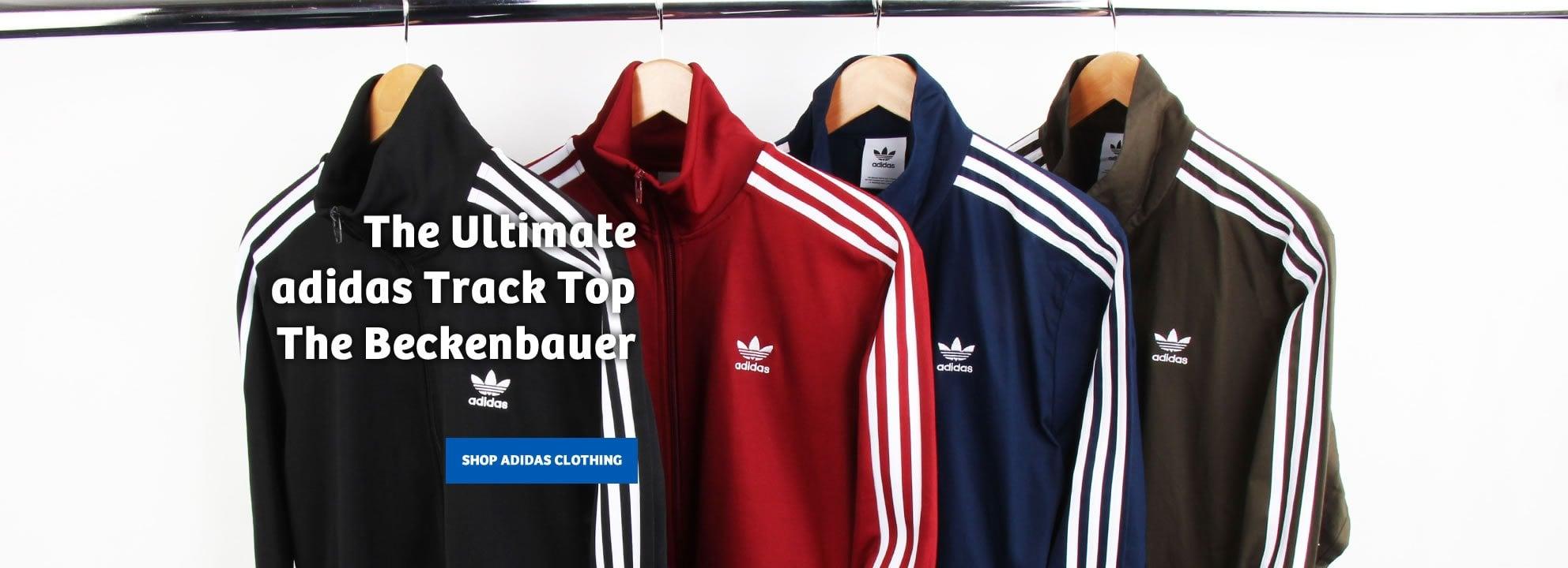 Adidas Beckenbauer Track Tops
