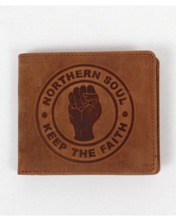 Mustard Wallets Faith Wallet Tan