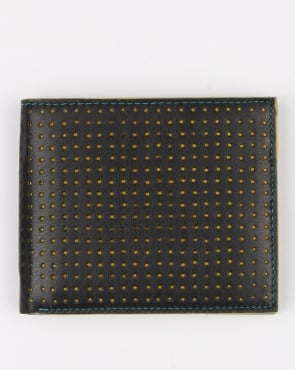 Mustard Wallets Tag Wallet Black