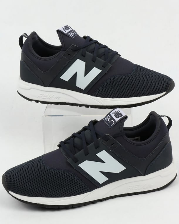 New Balance 247 Classic Trainers Navy