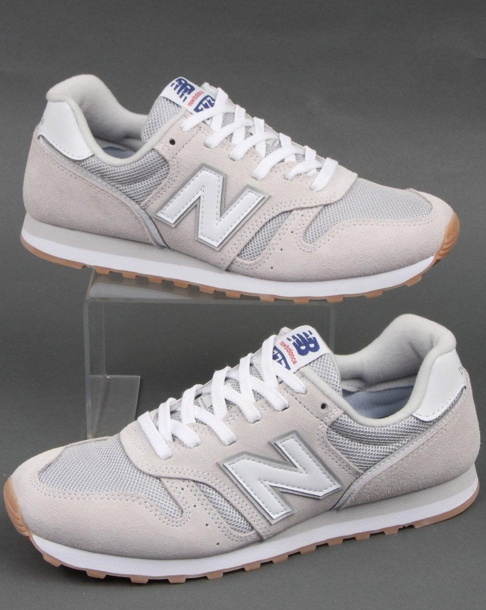 New Balance 373 Trainers Grey