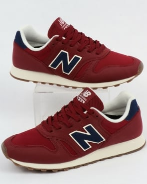 New Balance 373 Trainers Red/blue