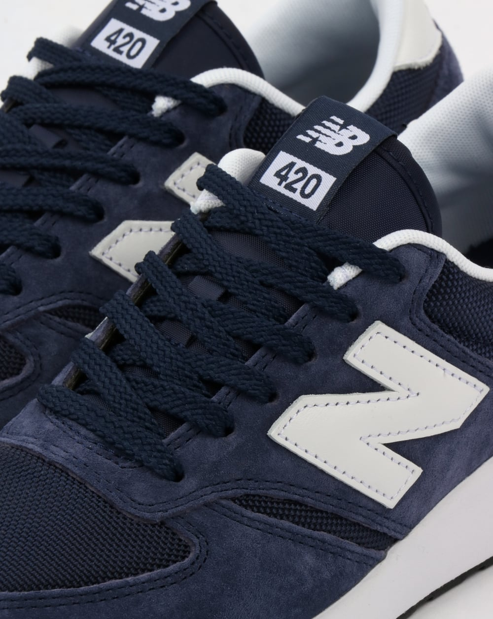 on sale 2626c 2277a New Balance 420 Re-Engineered Trainers Navy