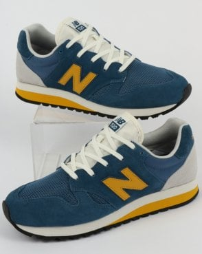 New Balance 520 Trainers Dark Blue/Varsity Gold