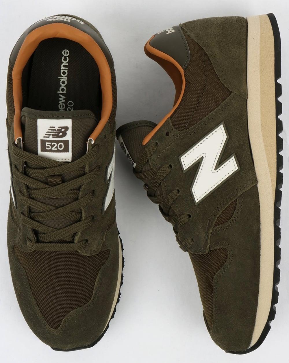 new balance 520 khaki
