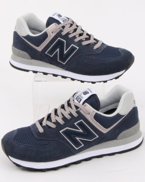 best sneakers 0bbe4 9f41d New Balance 373 Modern Classics Trainers Navy/Silver,shoes ...