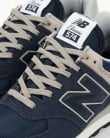 New Balance 574 Trainers Navy/Grey