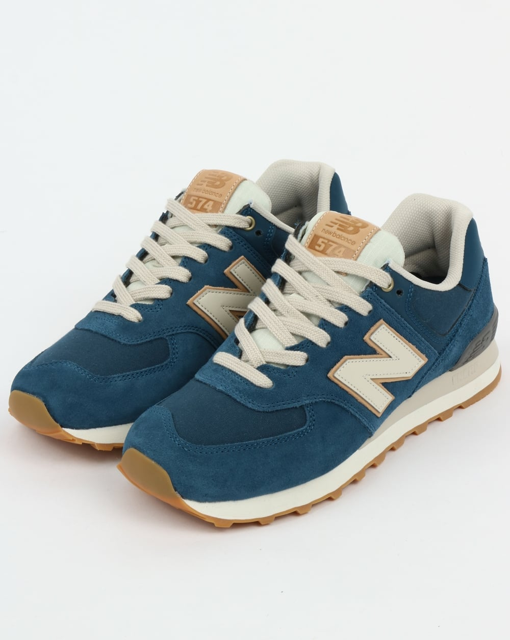 New Balance 574 Trainers North Sea Moonbeam aa192f37cb08