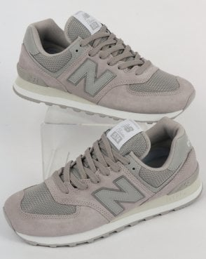 New Balance 574 Trainers Rain Cloud