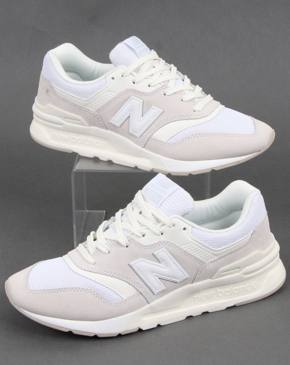 Buy Here Pay Here Ma >> New Balance 997 Trainers in White | 80s casual classics