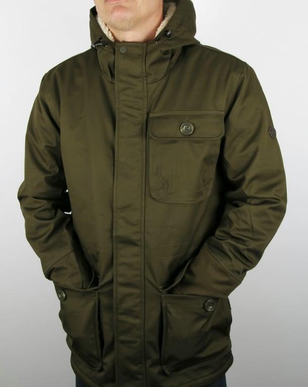 Nicholas Deakins Fubelt Jacket Khaki