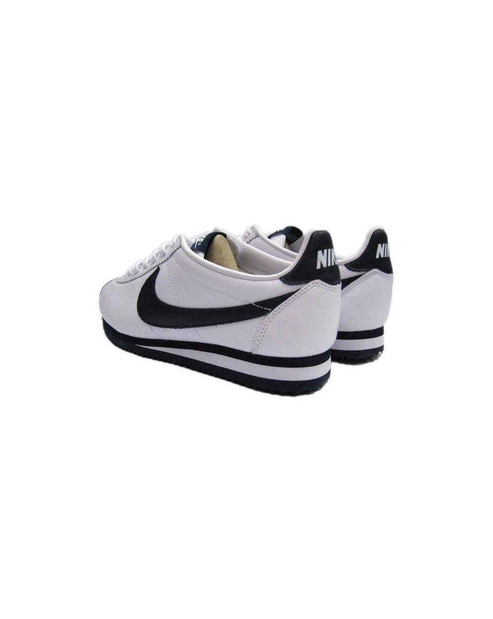 Navy Nike Cortez