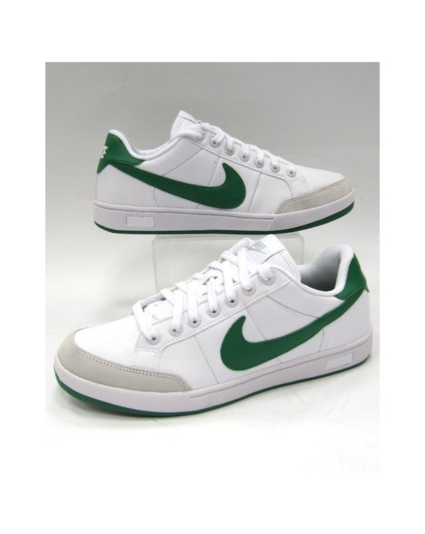 huge discount 62dc0 d4a20 ... Nike Court Official Trainers Whitegreen 2018 sneaker sale e3f1d a2101  ...