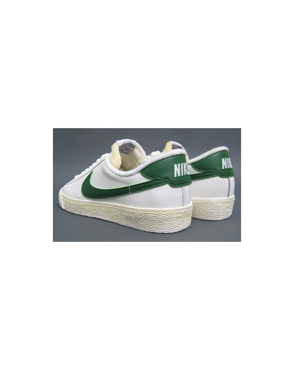 ... Green The Sole Supplier Nike Tennis Classic Ac Trainers Whitegreen ... 8bcb389b4