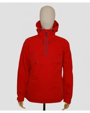 Norrona Svaldbard Cotton Anorak Orange